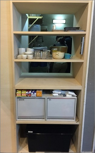 【 飲食店キッチンの整理収納作業 】_c0199166_1722593.jpg