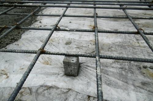基礎工事 コンクリート打設_f0205367_13545644.jpg