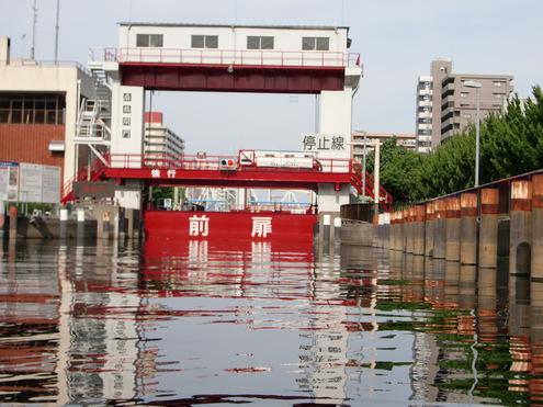 水門から外の風景_c0249569_13594923.jpg