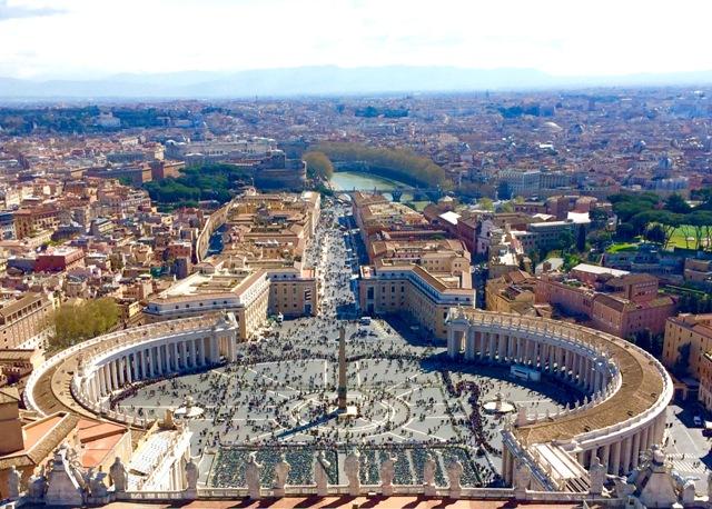 ローマの軌跡3 viva!ヴァチカン♪_a0138976_20551515.jpg