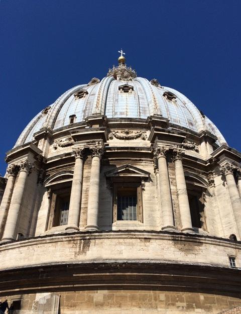 ローマの軌跡3 viva!ヴァチカン♪_a0138976_20553145.jpg