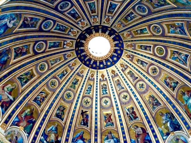 ローマの軌跡3 viva!ヴァチカン♪_a0138976_20554372.jpg