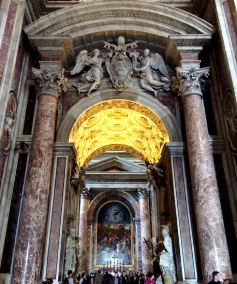 ローマの軌跡3 viva!ヴァチカン♪_a0138976_20555481.jpg