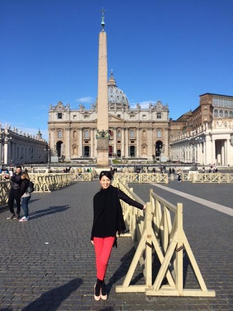 ローマの軌跡3 viva!ヴァチカン♪_a0138976_20562288.jpg