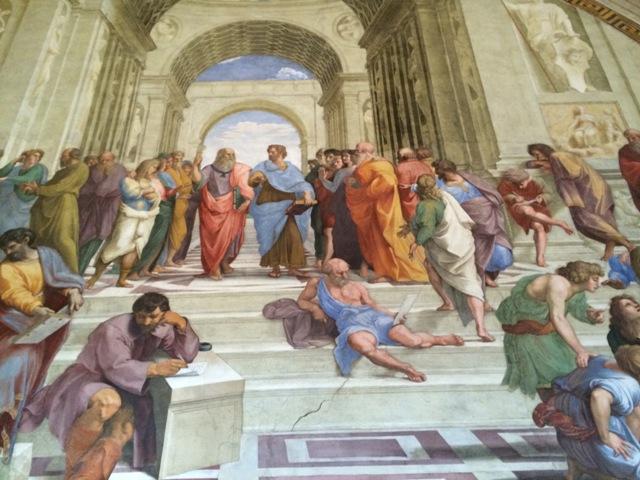 ローマの軌跡3 viva!ヴァチカン♪_a0138976_2056507.jpg