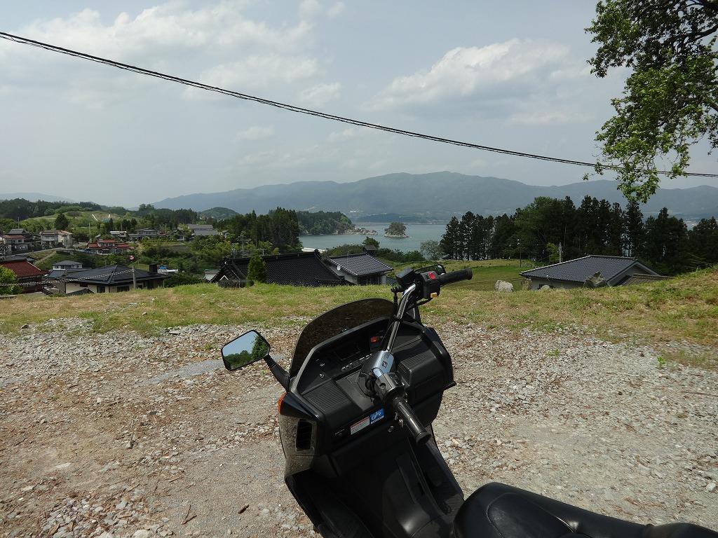 バイクで帰青!【5/14】 三陸被災地巡り~仙台の夜_d0061678_12535541.jpg