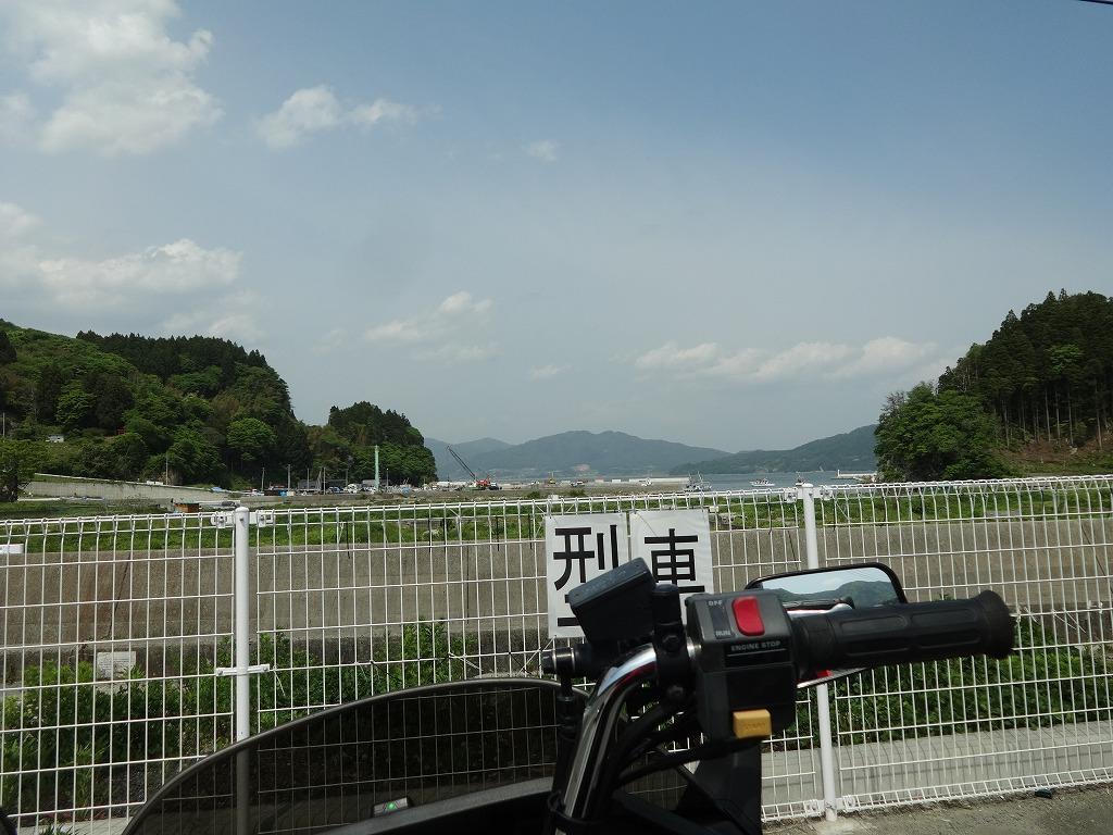 バイクで帰青!【5/14】 三陸被災地巡り~仙台の夜_d0061678_1254391.jpg