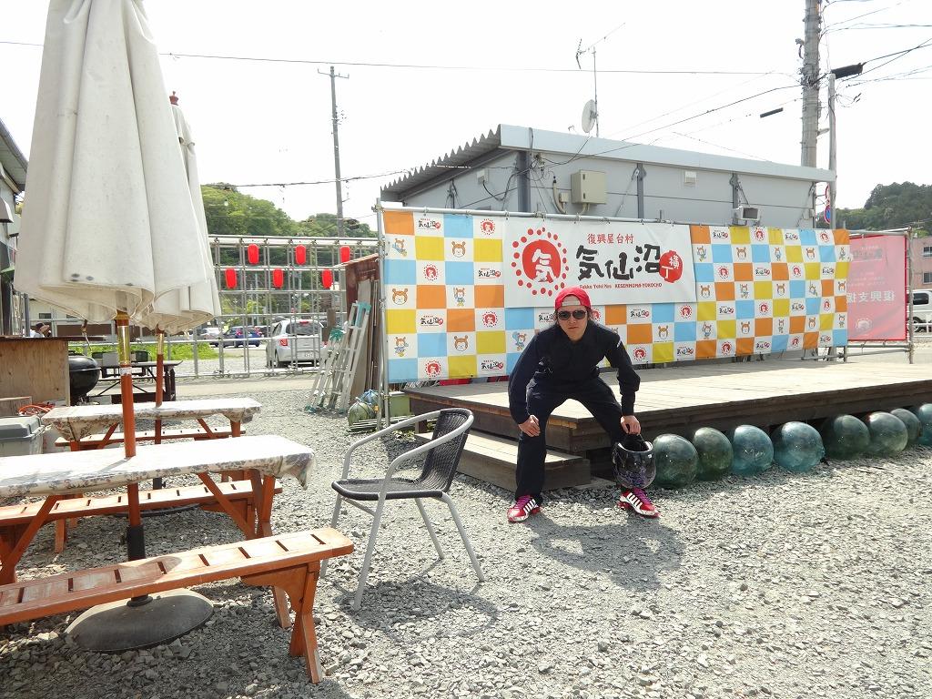 バイクで帰青!【5/14】 三陸被災地巡り~仙台の夜_d0061678_1315218.jpg