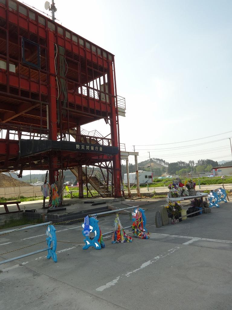 バイクで帰青!【5/14】 三陸被災地巡り~仙台の夜_d0061678_13192347.jpg