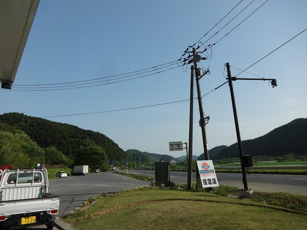 バイクで帰青!【5/14】 三陸被災地巡り~仙台の夜_d0061678_1331951.jpg