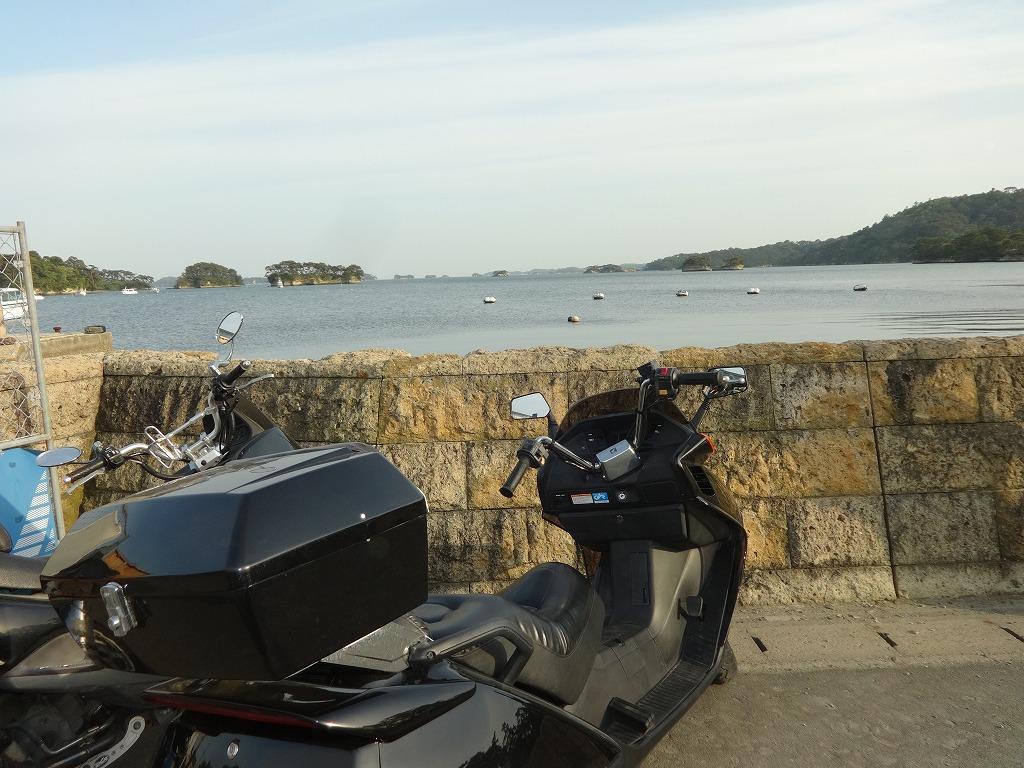 バイクで帰青!【5/14】 三陸被災地巡り~仙台の夜_d0061678_13335950.jpg
