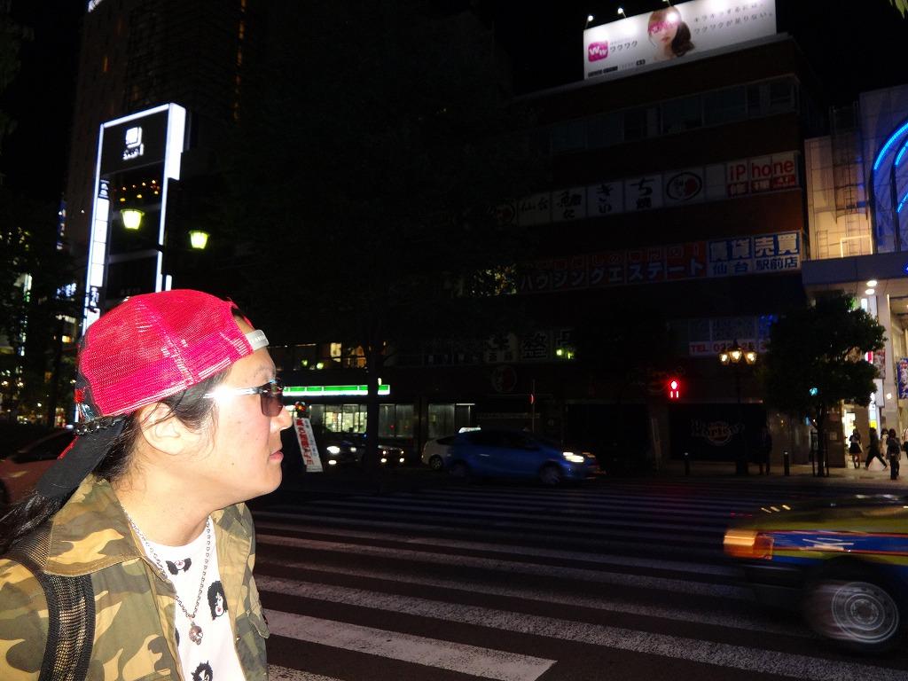 バイクで帰青!【5/14】 三陸被災地巡り~仙台の夜_d0061678_1354645.jpg