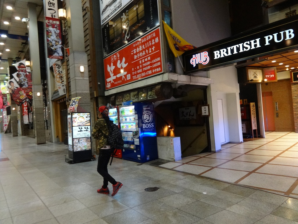 バイクで帰青!【5/14】 三陸被災地巡り~仙台の夜_d0061678_142596.jpg