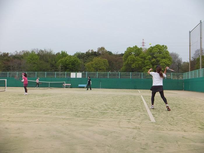 ◆テニスクラブ内対抗戦 ~やはりメインはアフター?~_f0238779_742241.jpg