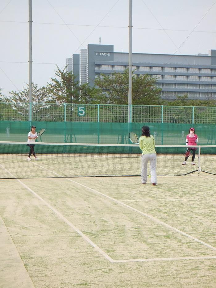 ◆テニスクラブ内対抗戦 ~やはりメインはアフター?~_f0238779_743967.jpg