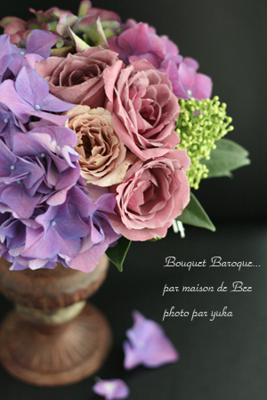 Pâtissière Yuka お菓子アルバム Ⅱ-③ 「Fraisier」_c0138180_13191285.jpg