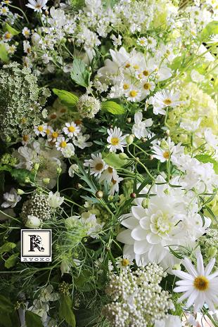 Wedding Flower &Bouquet 2015.05.03 Oさま 2-2 _c0128489_14575817.jpg
