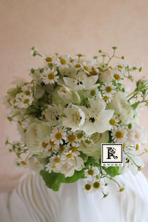 Wedding Flower &Bouquet 2015.05.03 Oさま 2-2 _c0128489_14584663.jpg