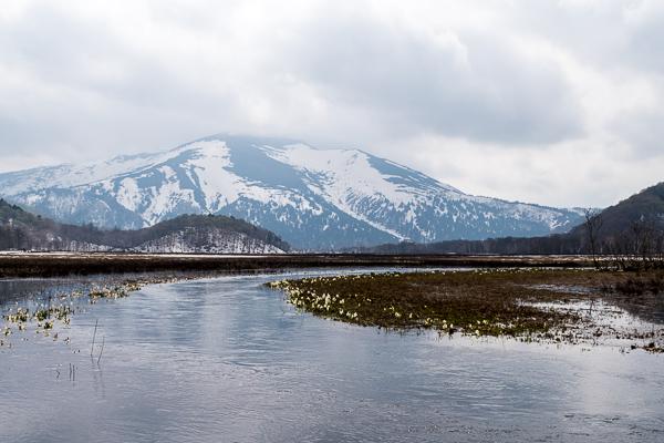 雪雫 早春の尾瀬ヶ原(前)_b0244811_20172810.jpg