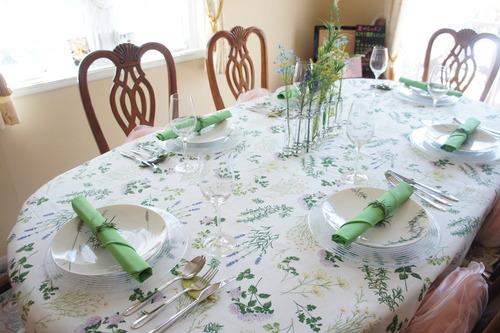 シチリアの初夏~テーブルコーディネート~ 薔薇も満開!_f0215714_16361172.jpg