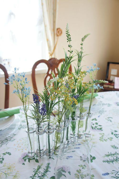シチリアの初夏~テーブルコーディネート~ 薔薇も満開!_f0215714_1636271.jpg
