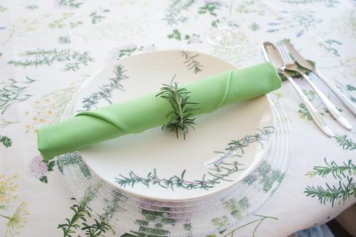 シチリアの初夏~テーブルコーディネート~ 薔薇も満開!_f0215714_16365354.jpg