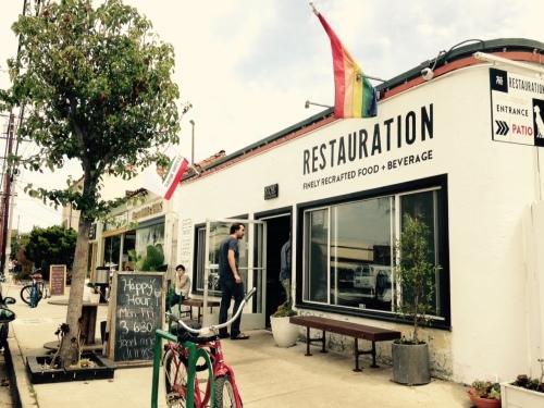 話題のレストラン《Long Beach》_c0366523_12004999.jpg