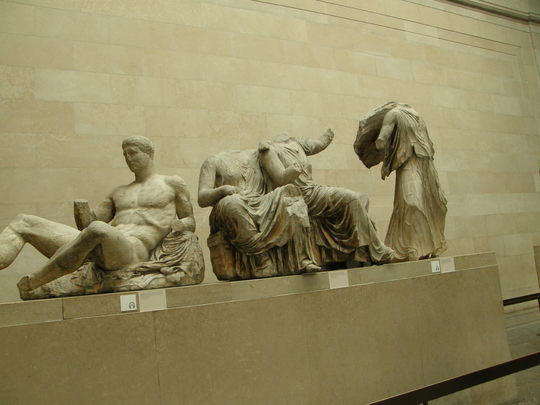 大英博物館展に行きました_e0232277_119977.jpg