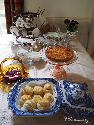 Vintage食器でおうちカフェ_f0238789_19145479.jpg