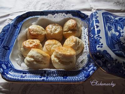 Vintage食器でおうちカフェ_f0238789_19165635.jpg