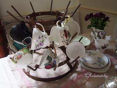 Vintage食器でおうちカフェ_f0238789_19205386.jpg
