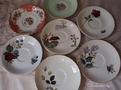 Vintage食器でおうちカフェ_f0238789_19213118.jpg
