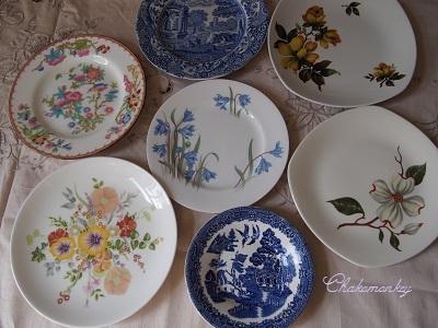 Vintage食器でおうちカフェ_f0238789_19222380.jpg