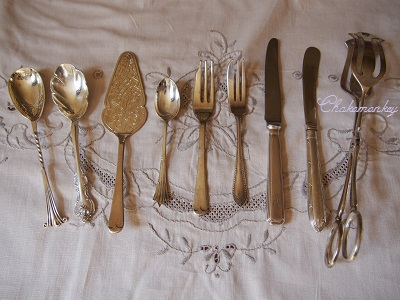 Vintage食器でおうちカフェ_f0238789_19241863.jpg