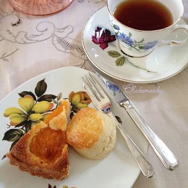Vintage食器でおうちカフェ_f0238789_19251195.jpg