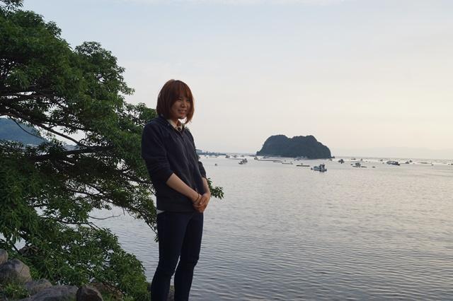 鹿児島大学水産学部訪問、大隅半島を訪ねて・・・研究調査_d0181492_1775261.jpg