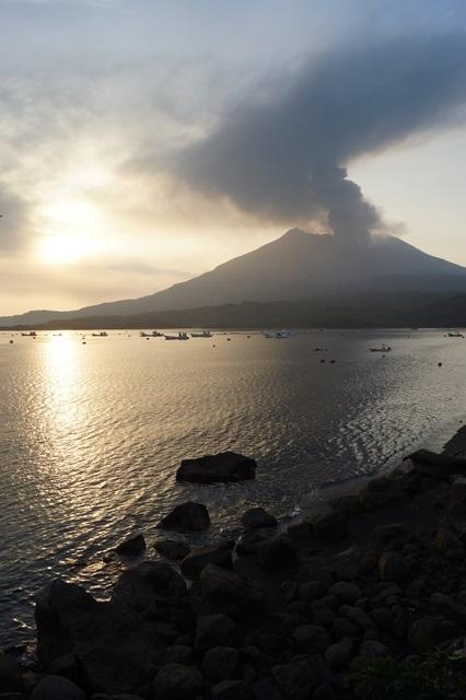 鹿児島大学水産学部訪問、大隅半島を訪ねて・・・研究調査_d0181492_1784434.jpg