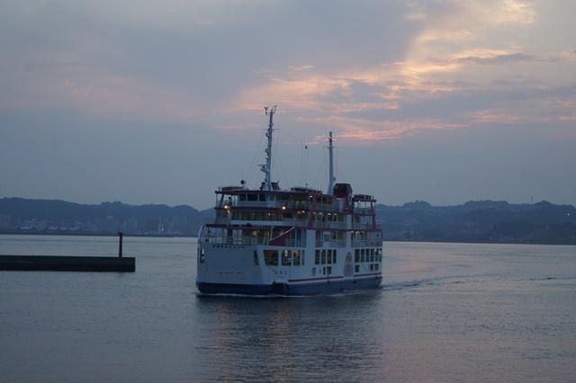 鹿児島大学水産学部訪問、大隅半島を訪ねて・・・研究調査_d0181492_1792845.jpg