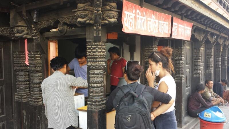 ネパール報告:到着前〜1日目_e0155231_17523033.jpg