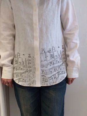 puzzle city シャツ_e0060341_14314163.jpg