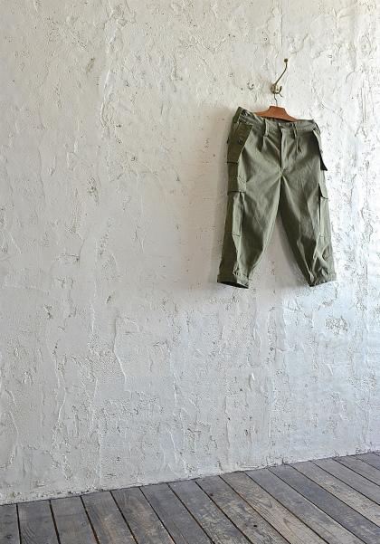Italian army schmitt pants_f0226051_12434365.jpg