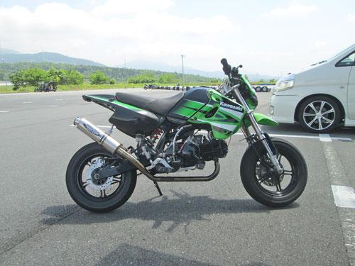 昨日は富士カートでバイク遊び三昧♪_c0086965_16511735.jpg