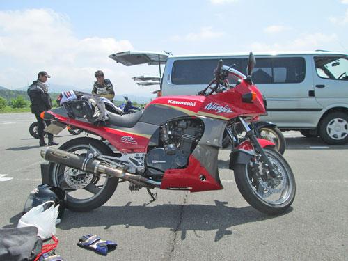 昨日は富士カートでバイク遊び三昧♪_c0086965_16533240.jpg