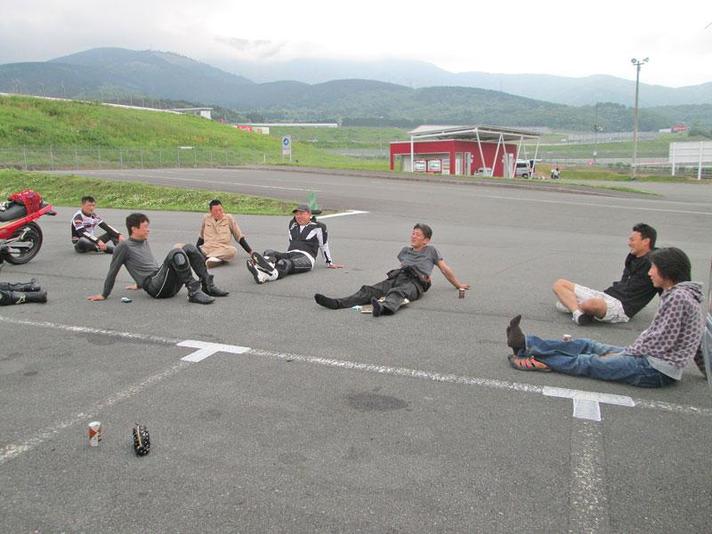 昨日は富士カートでバイク遊び三昧♪_c0086965_17193365.jpg