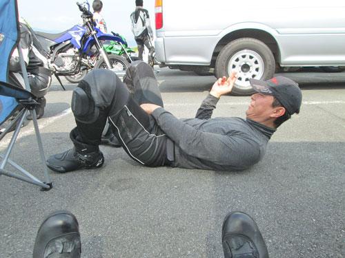 昨日は富士カートでバイク遊び三昧♪_c0086965_1735786.jpg