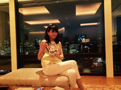 Christofle at The Peninsula Tokyo_f0342875_23451288.jpg