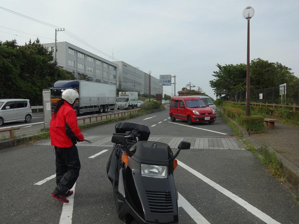 バイクで帰青!【5/15~16】 仙台を後に朝霞を目指す_d0061678_18322267.jpg