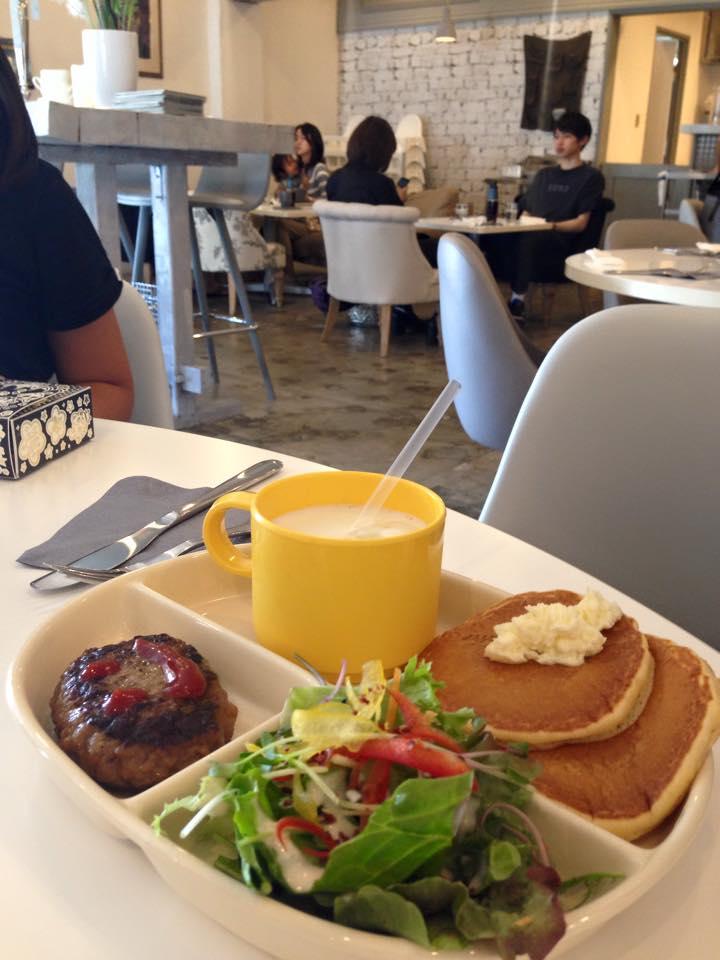 Pancake brunch@RusaRuka_b0195783_9241130.jpg