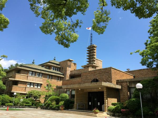 武庫川女子大学甲子園会館見学_a0126497_23541234.jpg
