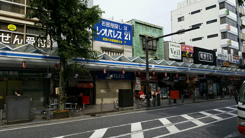 2015/05/23 横須賀中央 諏訪神社例大祭 駐車禁止貼紙貼りのお手伝い。_d0092901_15264518.jpg